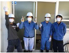 富士山ドリームビレッジの就労と生活の支援イメージ